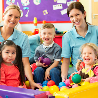 Childcare Apprenticeships and Traineeships